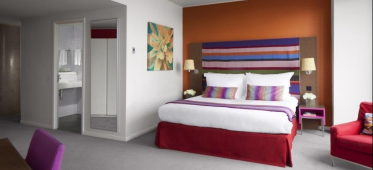 Hotel Radisson Blu Birmingham: Habitaciòn Doble BIRMINGHAM