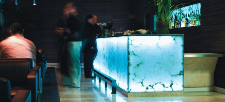 Hotel Radisson Blu Birmingham: Bar BIRMINGHAM