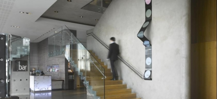 Hotel Radisson Blu Birmingham: Detail BIRMINGHAM