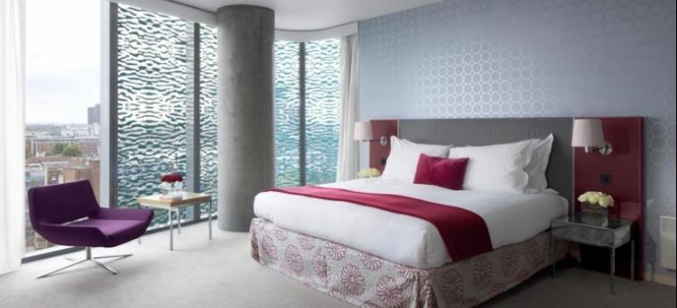 Hotel Radisson Blu Birmingham: Doppelzimmer BIRMINGHAM