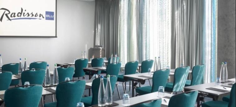 Hotel Radisson Blu Birmingham: Konferenzsaal BIRMINGHAM