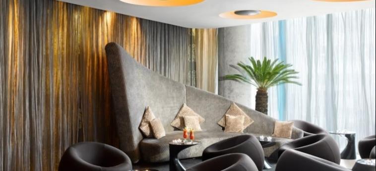Hotel Radisson Blu Birmingham: Lounge BIRMINGHAM