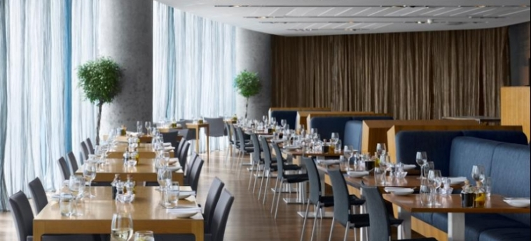Hotel Radisson Blu Birmingham: Restaurant BIRMINGHAM