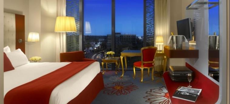Hotel Radisson Blu Birmingham: Schlafzimmer BIRMINGHAM