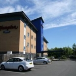 HOLIDAY INN EXPRESS BIRMINGHAM STAR CITY 3 Sterne