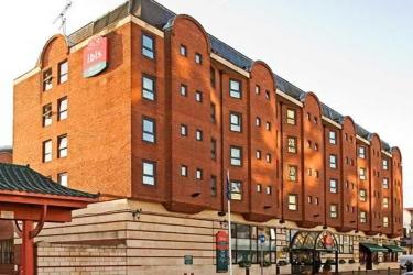 Hotel Ibis Birmingham City Centre: Exterior BIRMINGHAM