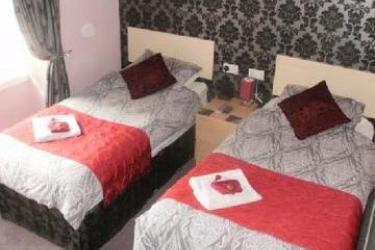 Hotel Grimscote Manor: Doppelzimmer - Twin BIRMINGHAM