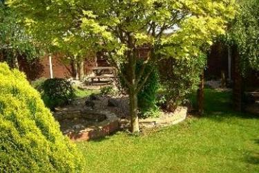 James Guest House: Garten BIRMINGHAM