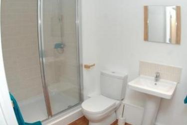 Totel Serviced Apartments: Badezimmer BIRMINGHAM