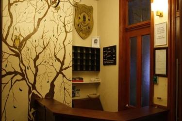 Hotel Woodlands: Lobby BIRMINGHAM