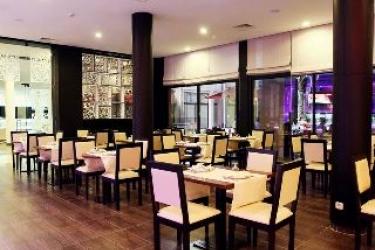 Andalucia Beach Hotel Residence: Bar BISERTA