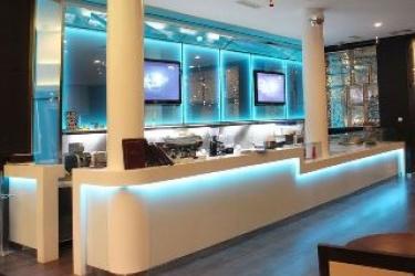 Andalucia Beach Hotel Residence: Vista BISERTA