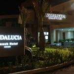 ANDALUCIA BEACH HOTEL RESIDENCE 4 Stelle