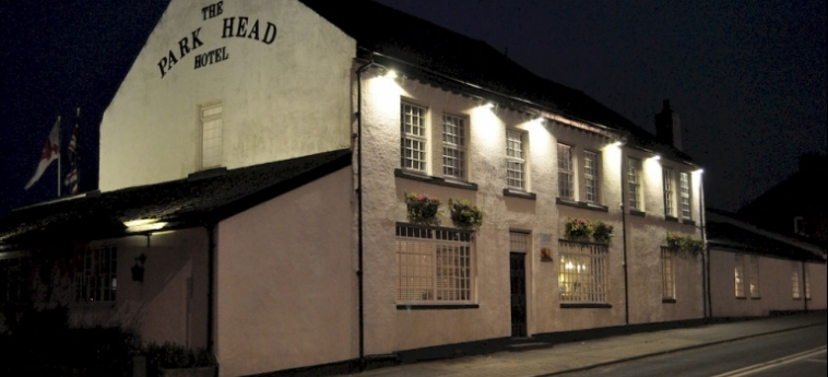 Park Head Country Hotel: Chalet BISHOP AUCKLAND