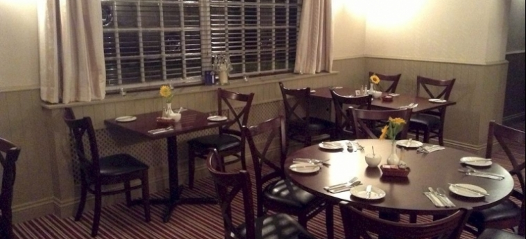Park Head Country Hotel: Restaurante BISHOP AUCKLAND