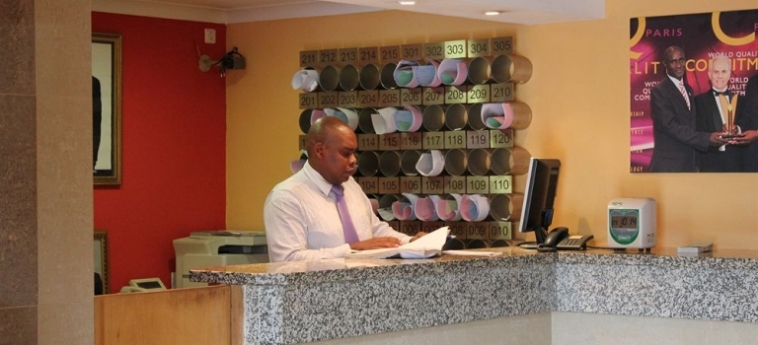 Malaika Hotel: Attività Offerte BISSAU