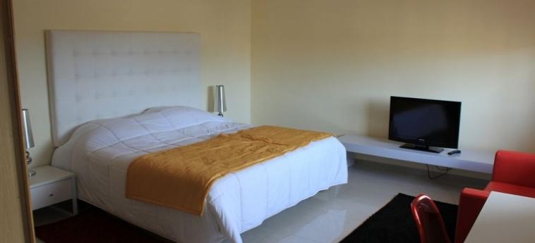 Malaika Hotel: Camera Standard BISSAU