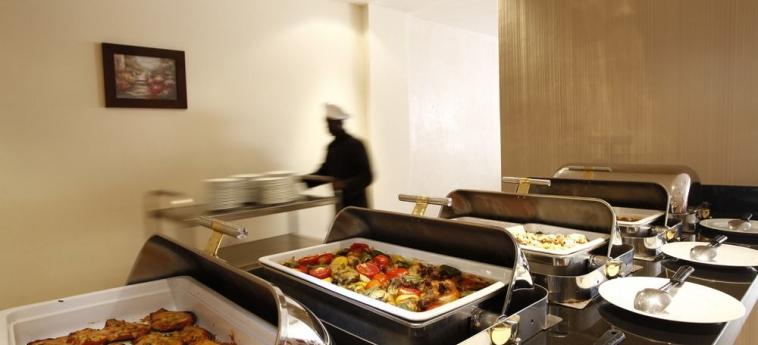 Hotel Ledger Plaza Bissau: Bowling BISSAU