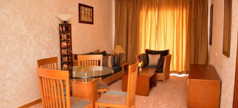 Hotel Ledger Plaza Bissau: Frühstücksraum BISSAU