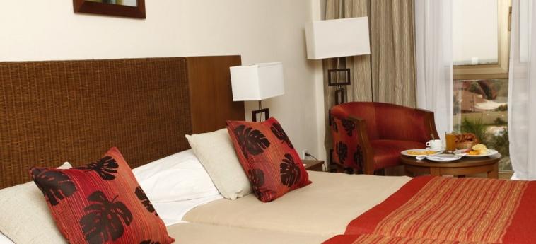 Hotel Ledger Plaza Bissau: Reception BISSAU