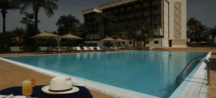 Hotel Ledger Plaza Bissau: Room - Club Twin BISSAU
