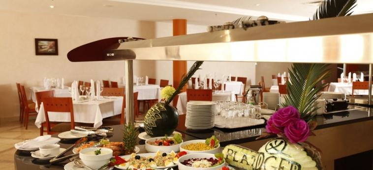 Hotel Ledger Plaza Bissau: Spielzimmer BISSAU
