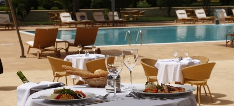Hotel Ledger Plaza Bissau: Villa detail BISSAU