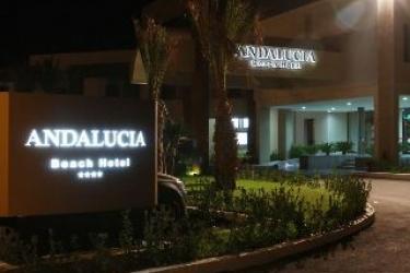 Andalucia Beach Hotel Residence: Außen BIZERTA