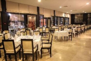 Andalucia Beach Hotel Residence: Restaurant BIZERTA