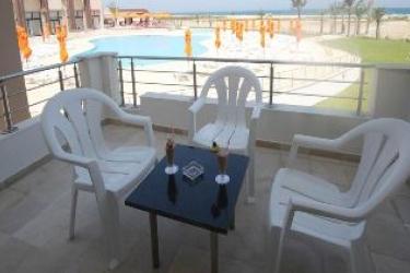 Andalucia Beach Hotel Residence: Schlafzimmer BIZERTA