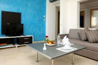 Andalucia Beach Hotel Residence: Apartment Diana BIZERTE
