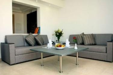 Andalucia Beach Hotel Residence: Bathroom - Suite BIZERTE