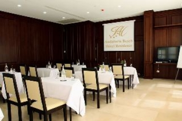 Andalucia Beach Hotel Residence: Conference Room BIZERTE