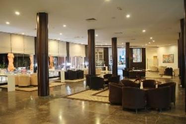 Andalucia Beach Hotel Residence: Hall BIZERTE