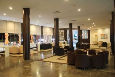 Andalucia Beach Hotel Residence: Lobby BIZERTE