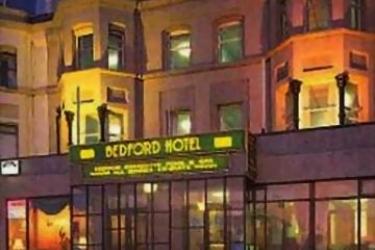 Hotel Bedford: Außen BLACKPOOL