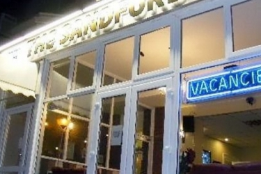 The Sandford Promenade Hotel: Camera Junior Suite BLACKPOOL