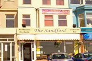 The Sandford Promenade Hotel: Innen BLACKPOOL