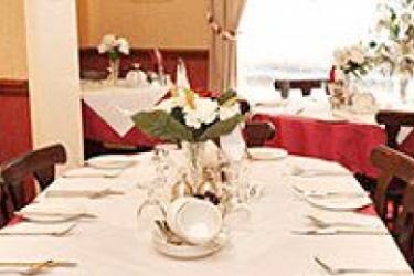 The Sandford Promenade Hotel: Restaurant BLACKPOOL
