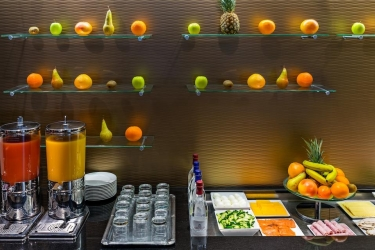 Hotel Holiday Inn Toulouse Airport: Buffet BLAGNAC