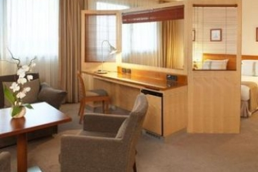 Hotel Holiday Inn Toulouse Airport: Chambre junior Suite  BLAGNAC