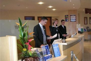 Hotel Holiday Inn Toulouse Airport: Lobby BLAGNAC