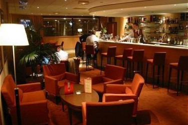 Hotel Holiday Inn Toulouse Airport: Lounge Bar BLAGNAC