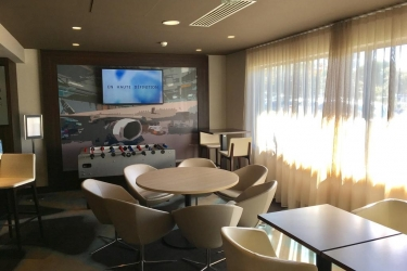 Hotel Holiday Inn Toulouse Airport: Salle Relax BLAGNAC