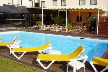 Hotel Holiday Inn Toulouse Airport: Swimming Pool BLAGNAC