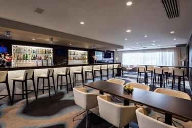 Hotel Holiday Inn Toulouse Airport: Bar BLAGNAC