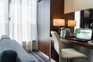 Hotel Holiday Inn Toulouse Airport: Dettagli Strutturali BLAGNAC