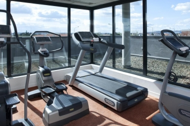 Hotel Holiday Inn Toulouse Airport: Fitnesscenter BLAGNAC