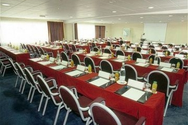 Hotel Holiday Inn Toulouse Airport: Konferenzsaal BLAGNAC