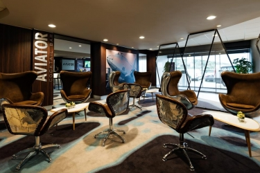 Hotel Holiday Inn Toulouse Airport: Lobby BLAGNAC